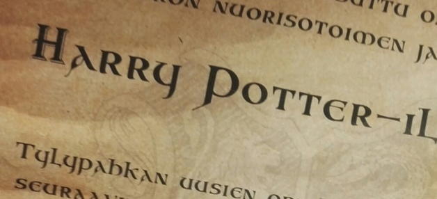 Harry Potter -ilta